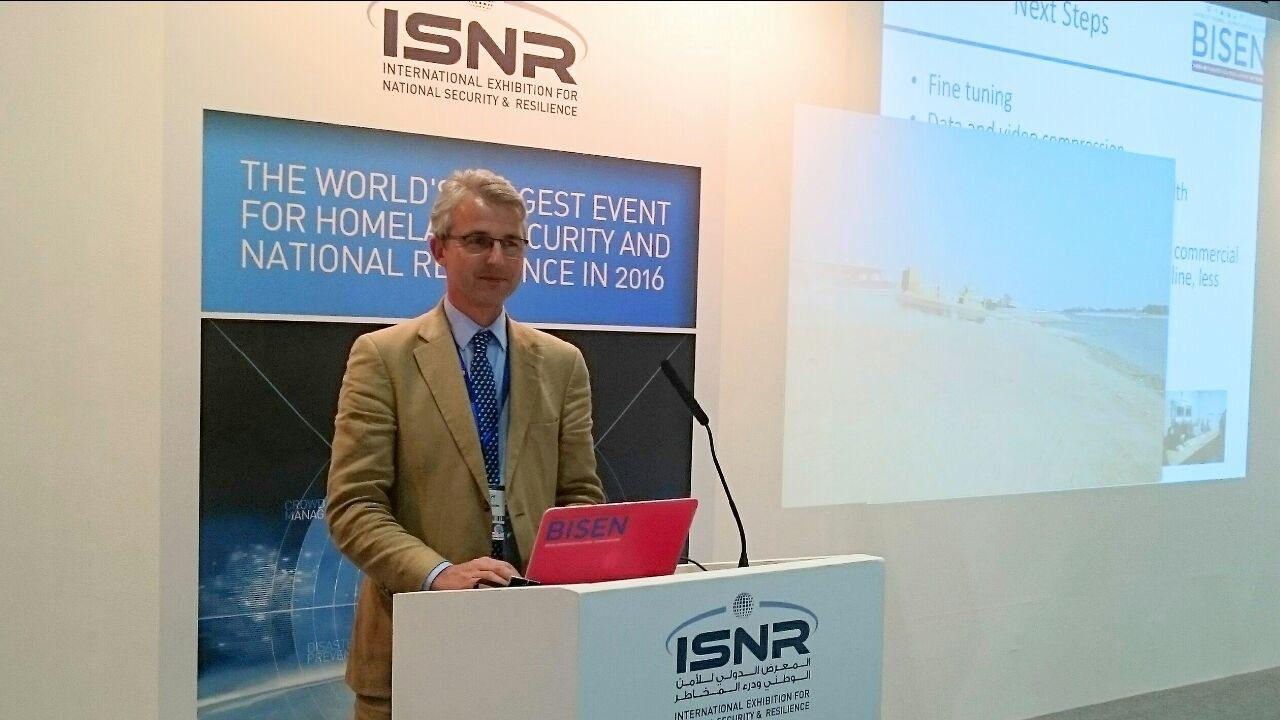 Presentation at ISNR