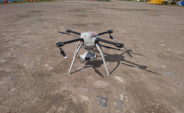 Skyranger UAV resized