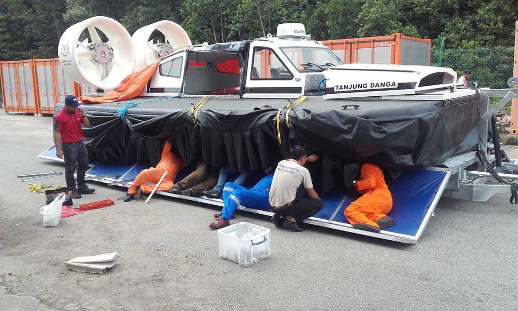 Malaysia---System-during-assembly-on-arrival